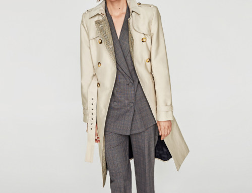 Classic trench coat – Must have this sezon