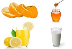 Milk and honey - pigmentation problem