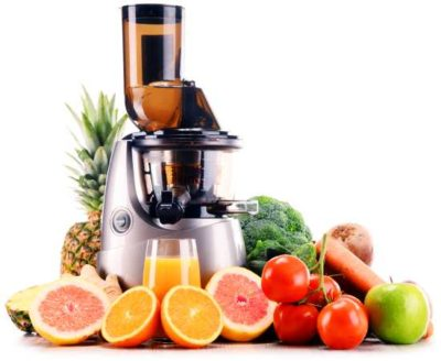 Slow juicers choices